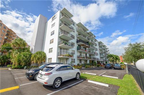 Photo of 12500 NE 15th Ave #407, North Miami, FL 33161 (MLS # A11014940)