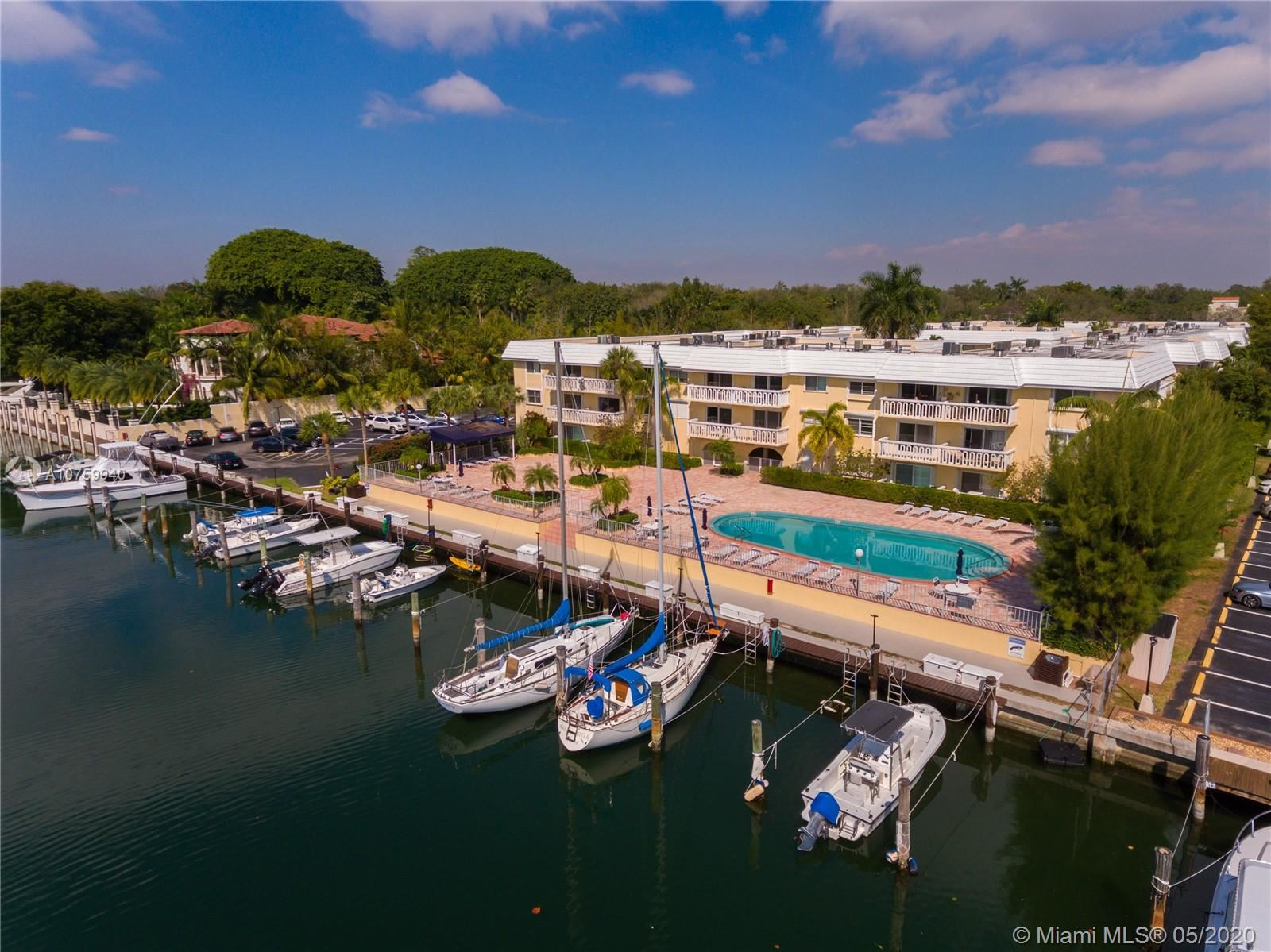 100 Edgewater Dr #107, Coral Gables, FL 33133 - #: A10759940