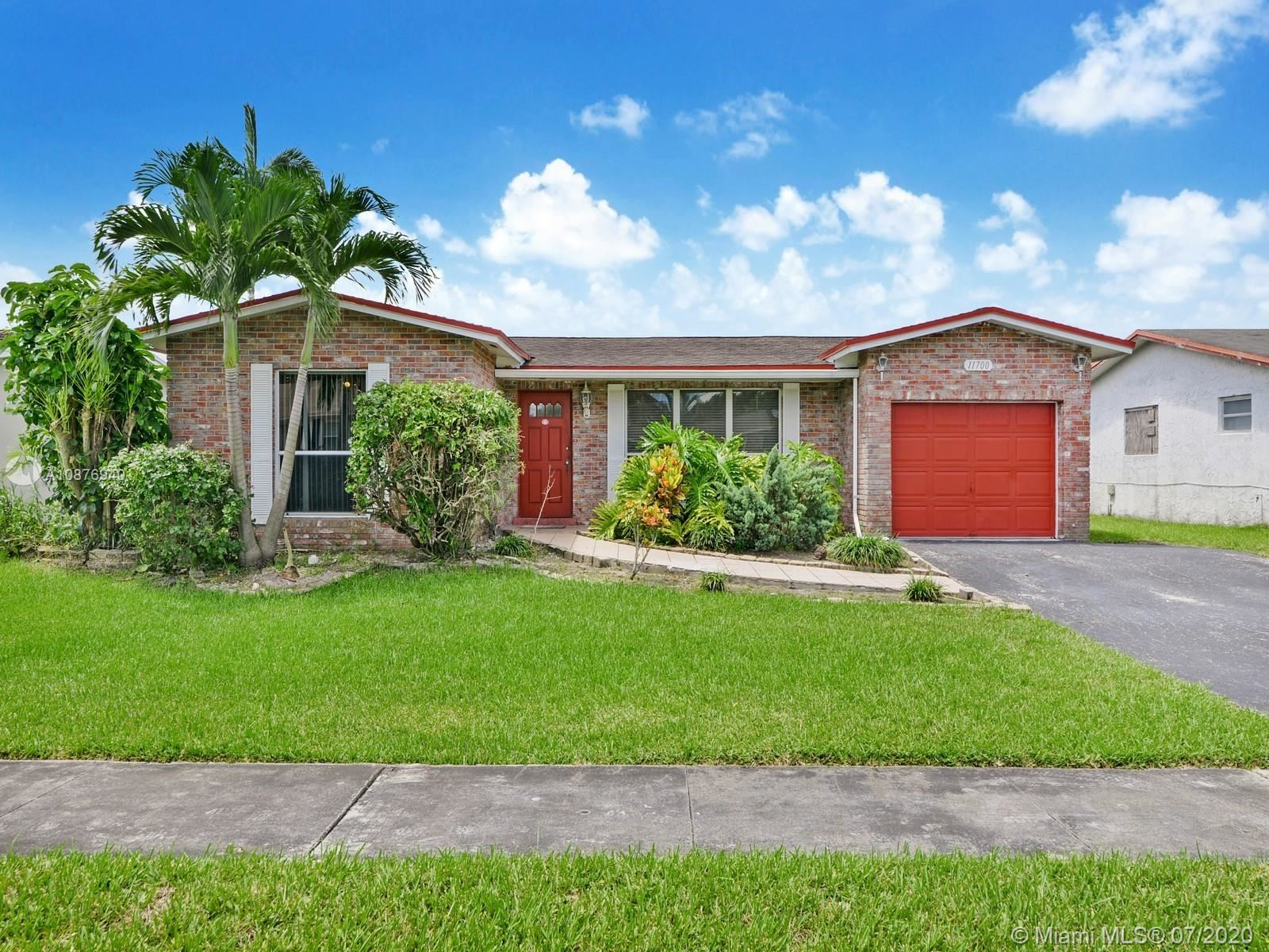 11700 NW 32nd Mnr, Sunrise, FL 33323 - #: A10876940