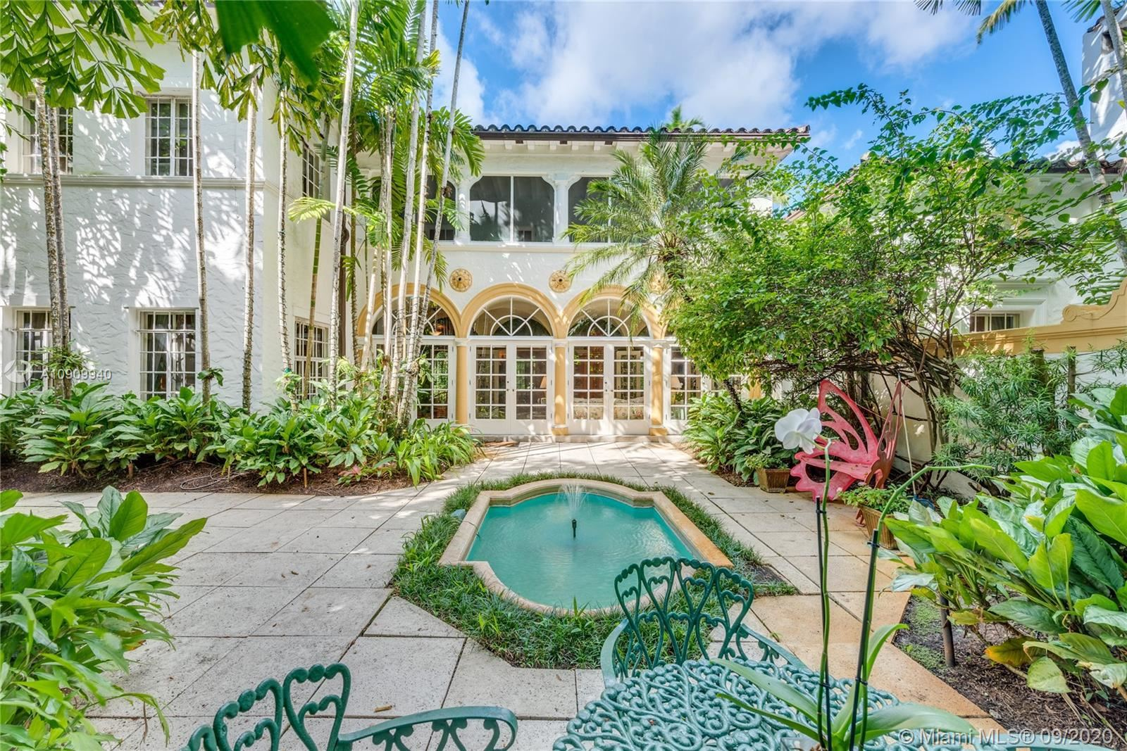 840 Coral Way, Coral Gables, FL 33134 - #: A10909940