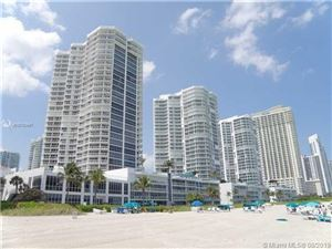 Photo of 16485 Collins Ave #936, Sunny Isles Beach, FL 33160 (MLS # A10700941)
