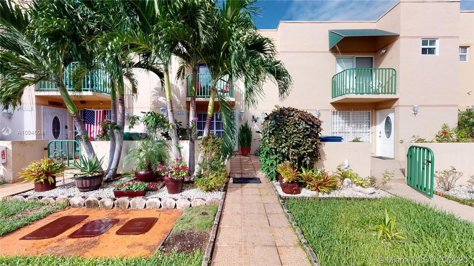1900 SW 121st Ct #251, Miami, FL 33175 - #: A10945941