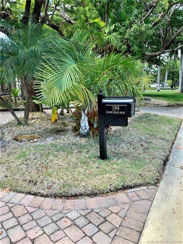 Photo of 199 Golden Beach Dr, Golden Beach, FL 33160 (MLS # A10659942)