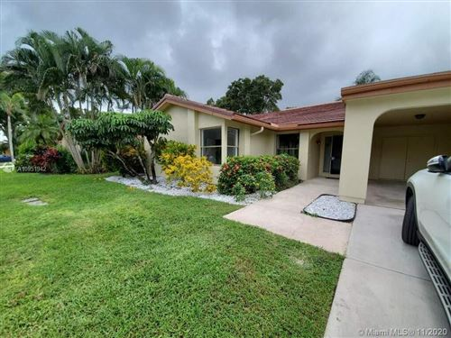 Photo of 5908 Forest Grove #1, Boynton Beach, FL 33437 (MLS # A10951942)