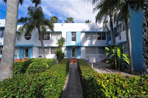 Photo of 1005 Meridian Ave #5, Miami Beach, FL 33139 (MLS # A10982942)