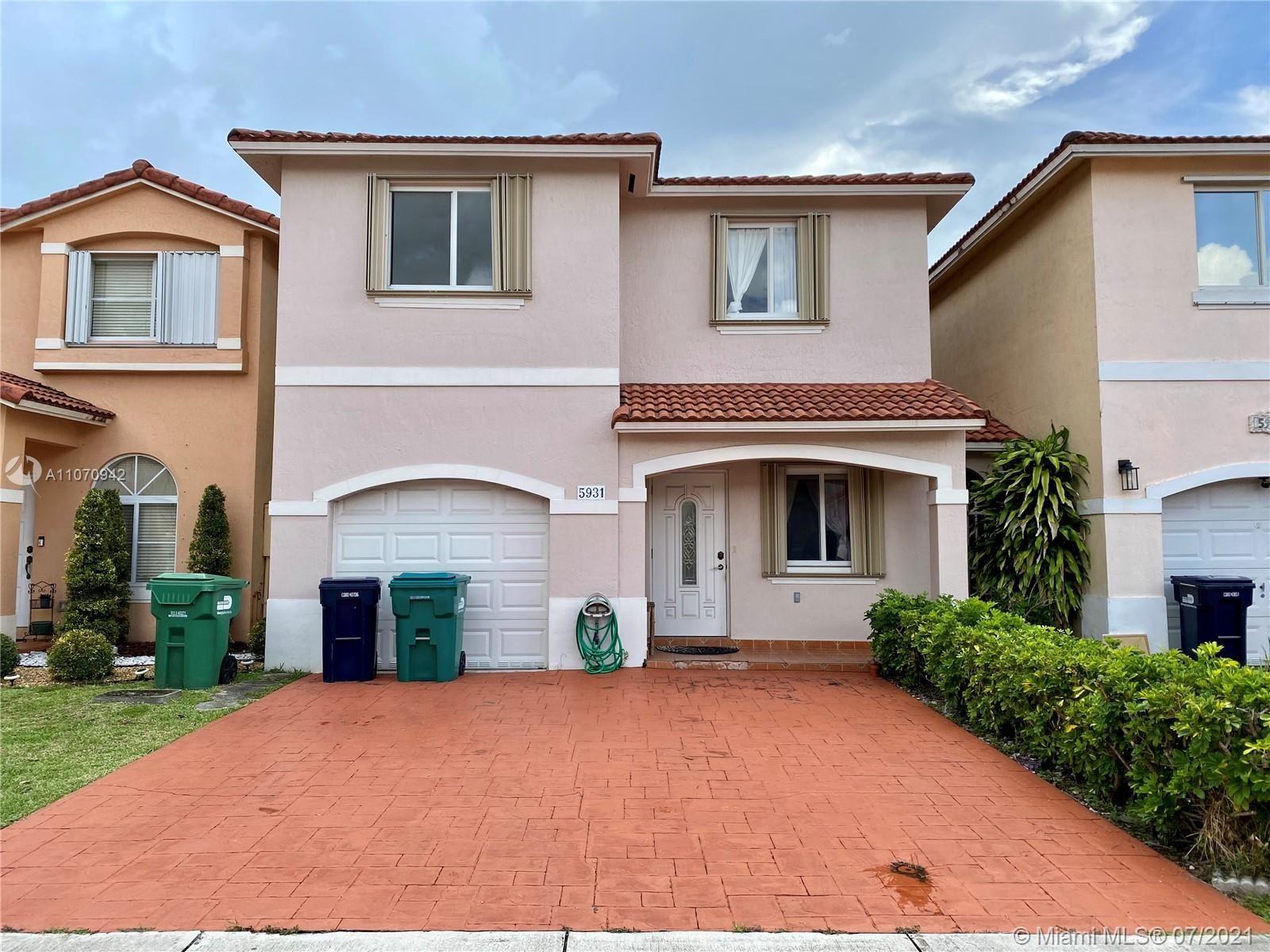5931 SW 162nd Ct #5931, Miami, FL 33193 - #: A11070942