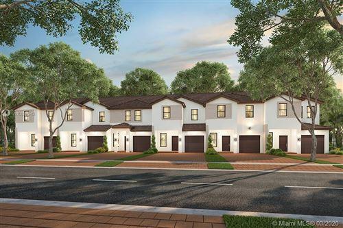 Photo of 18509 SW 1Street #1, Pembroke Pines, FL 33029 (MLS # A10838943)