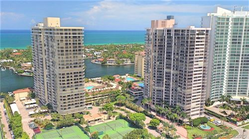 Photo of Listing MLS a10858943 in 20191 E Country Club Dr #603 Aventura FL 33180