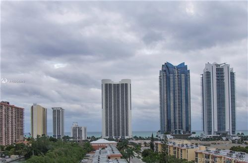 Photo of 17150 N Bay Rd #2815, Sunny Isles Beach, FL 33160 (MLS # A10934943)