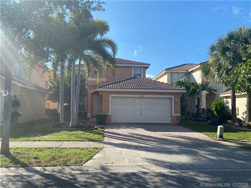 Photo of 16212 SW 23rd St, Miramar, FL 33027 (MLS # A10963943)