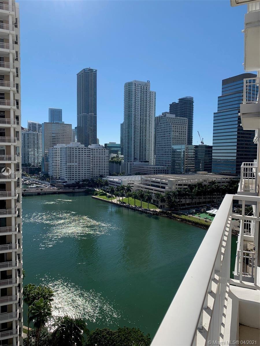 801 Brickell Key Blvd #1607, Miami, FL 33131 - #: A10977943