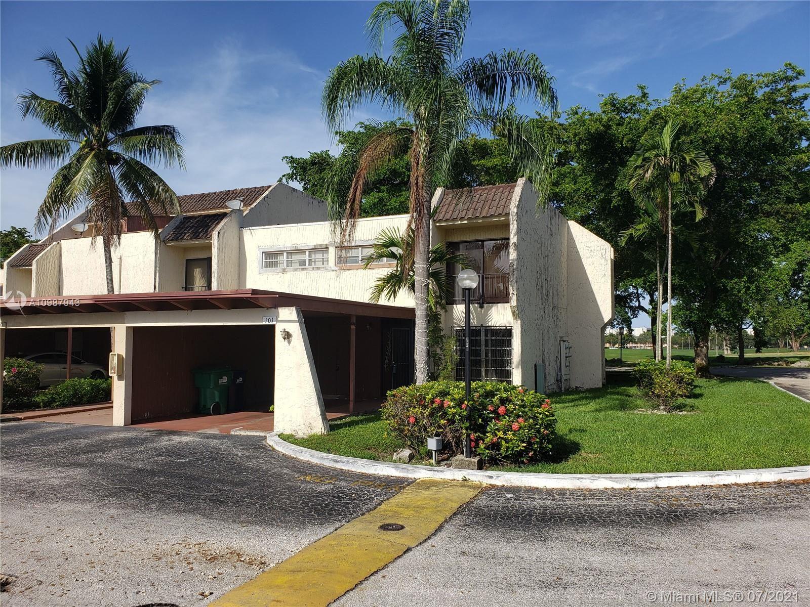 6500 KENDALE LAKES DR #101, Miami, FL 33183 - #: A10987943