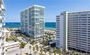 Photo of 1920 S Ocean Dr #1506, Fort Lauderdale, FL 33316 (MLS # A10617944)