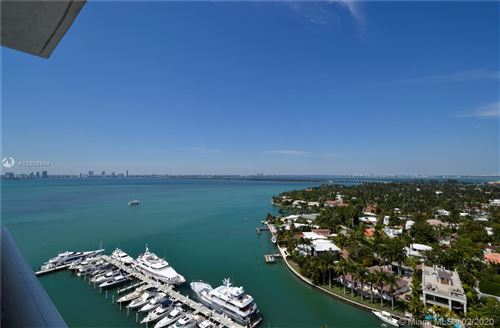 Photo of 1900 Sunset Harbour Dr #2101, Miami Beach, FL 33139 (MLS # A10808944)