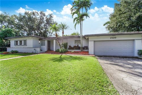 Photo of 1520 Miller Rd, Coral Gables, FL 33146 (MLS # A11115944)
