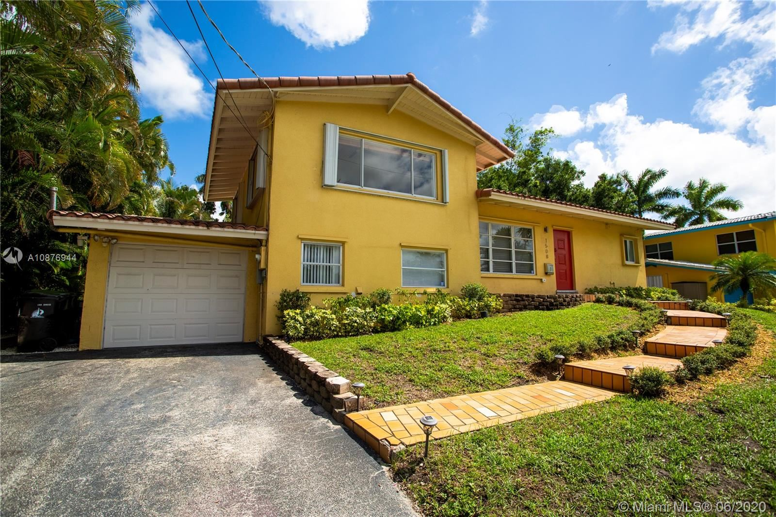 1508 SW 5th Ct, Fort Lauderdale, FL 33312 - #: A10876944