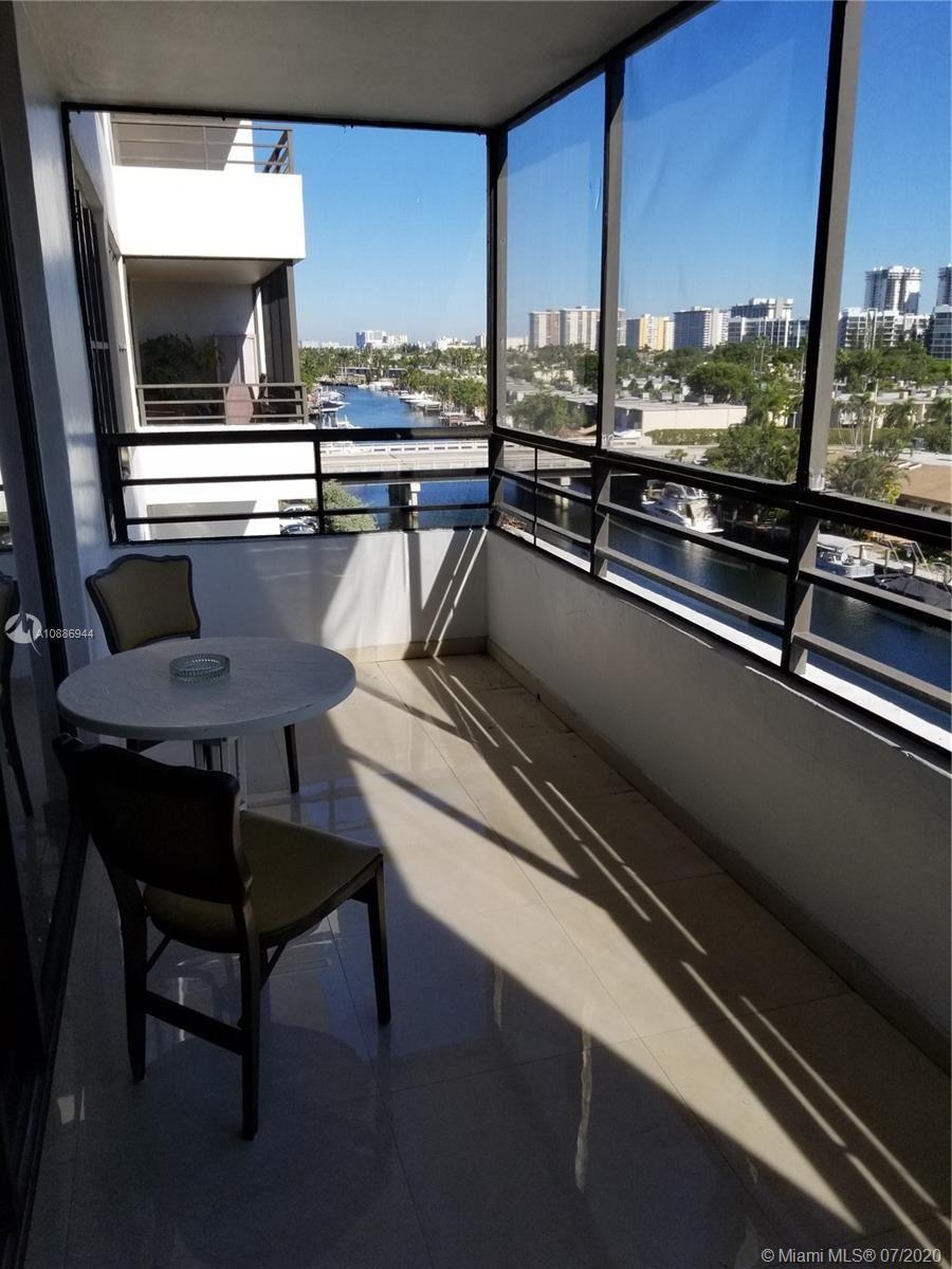 Photo of 2500 Parkview Dr #603, Hallandale Beach, FL 33009 (MLS # A10886944)