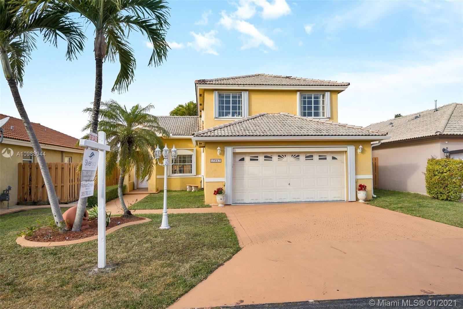 15847 SW 85th Ln, Miami, FL 33193 - #: A10988944