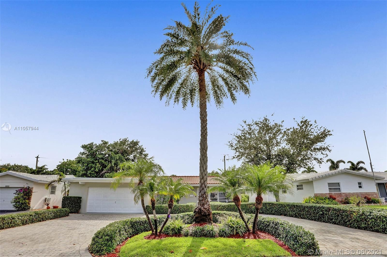 6631 NE 21st Ave, Fort Lauderdale, FL 33308 - #: A11057944