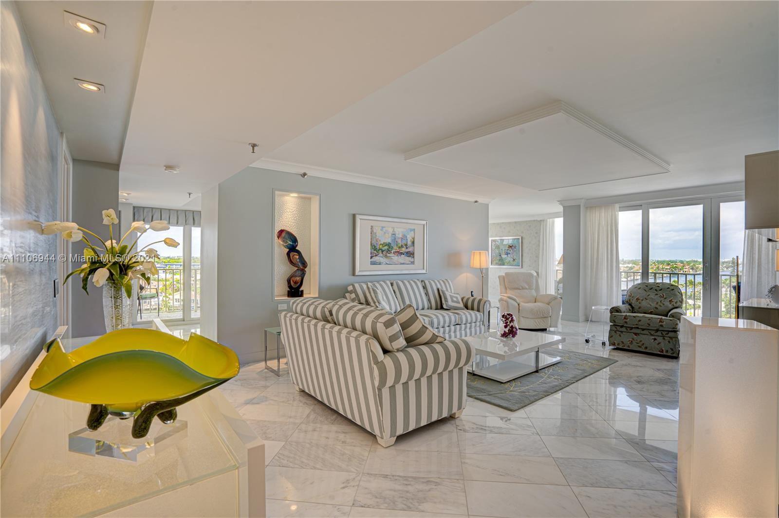 2917 S Ocean Blvd #701, Highland Beach, FL 33487 - #: A11106944