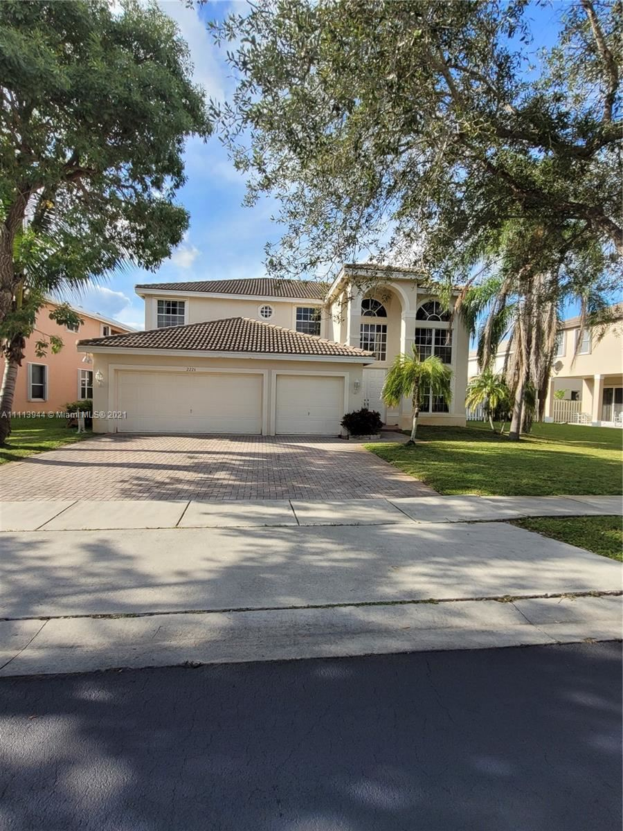 Photo of 2226 SW 164th Ave, Miramar, FL 33027 (MLS # A11113944)