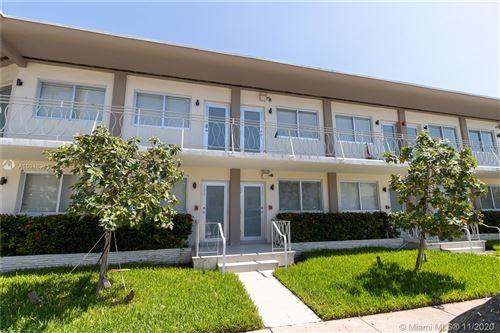 Photo of 1601 Meridian Ave #108, Miami Beach, FL 33139 (MLS # A10948945)
