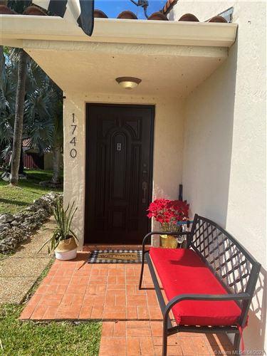 Photo of 1740 SW 124th Pl, Miami, FL 33175 (MLS # A11024945)