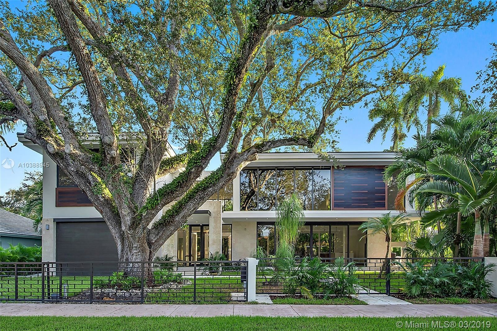 Photo of 6345 Riviera Drive, Coral Gables, FL 33146 (MLS # A10388945)