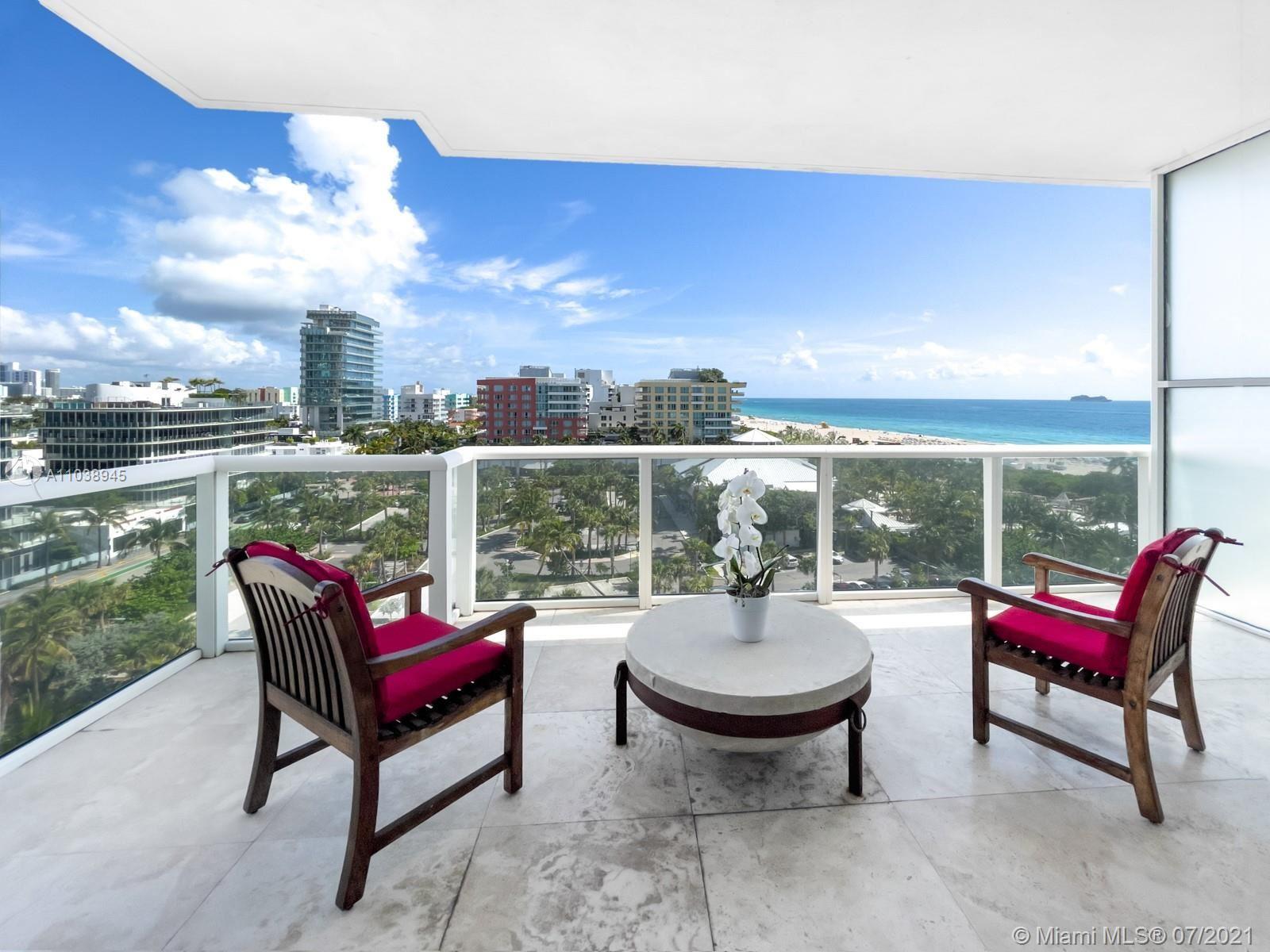50 S Pointe Dr #1007, Miami Beach, FL 33139 - #: A11038945