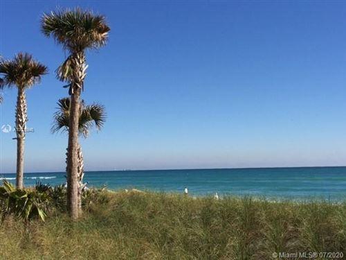 Photo of 2602 E Hallanadale Beach #1110, Hallandale Beach, FL 33009 (MLS # A10025946)