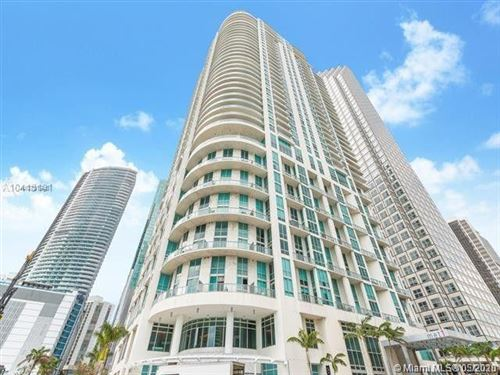 Photo of 300 S Biscayne Blvd #T-3707, Miami, FL 33131 (MLS # A10781946)