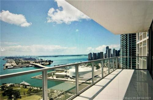 Photo of 1100 Biscayne Blvd #4001, Miami, FL 33132 (MLS # A11014946)