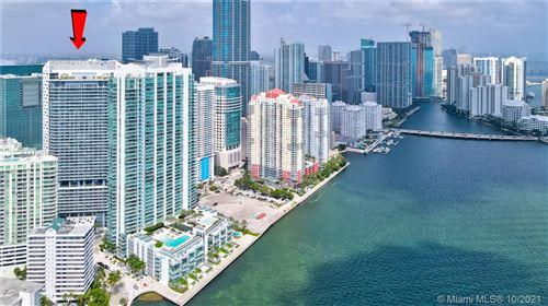 Photo of 1300 Brickell Bay Dr #1703, Miami, FL 33131 (MLS # A11108946)
