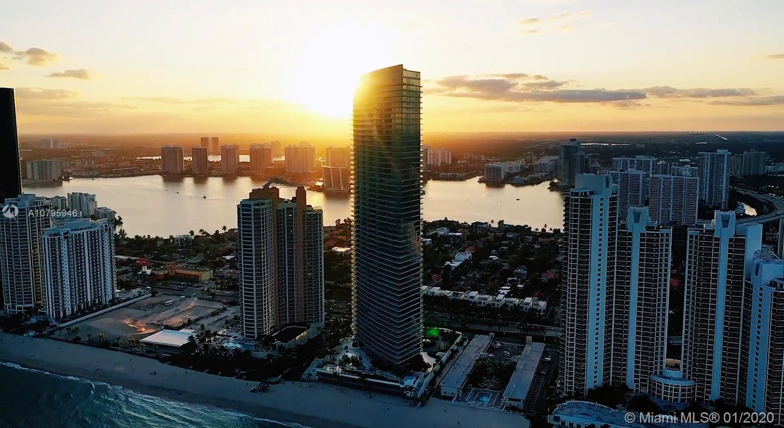 18975 Collins Ave #1604, Sunny Isles, FL 33160 - #: A10795946