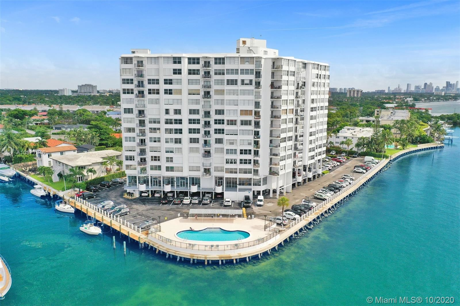 11930 N Bayshore Dr #1001, North Miami, FL 33181 - #: A10877946