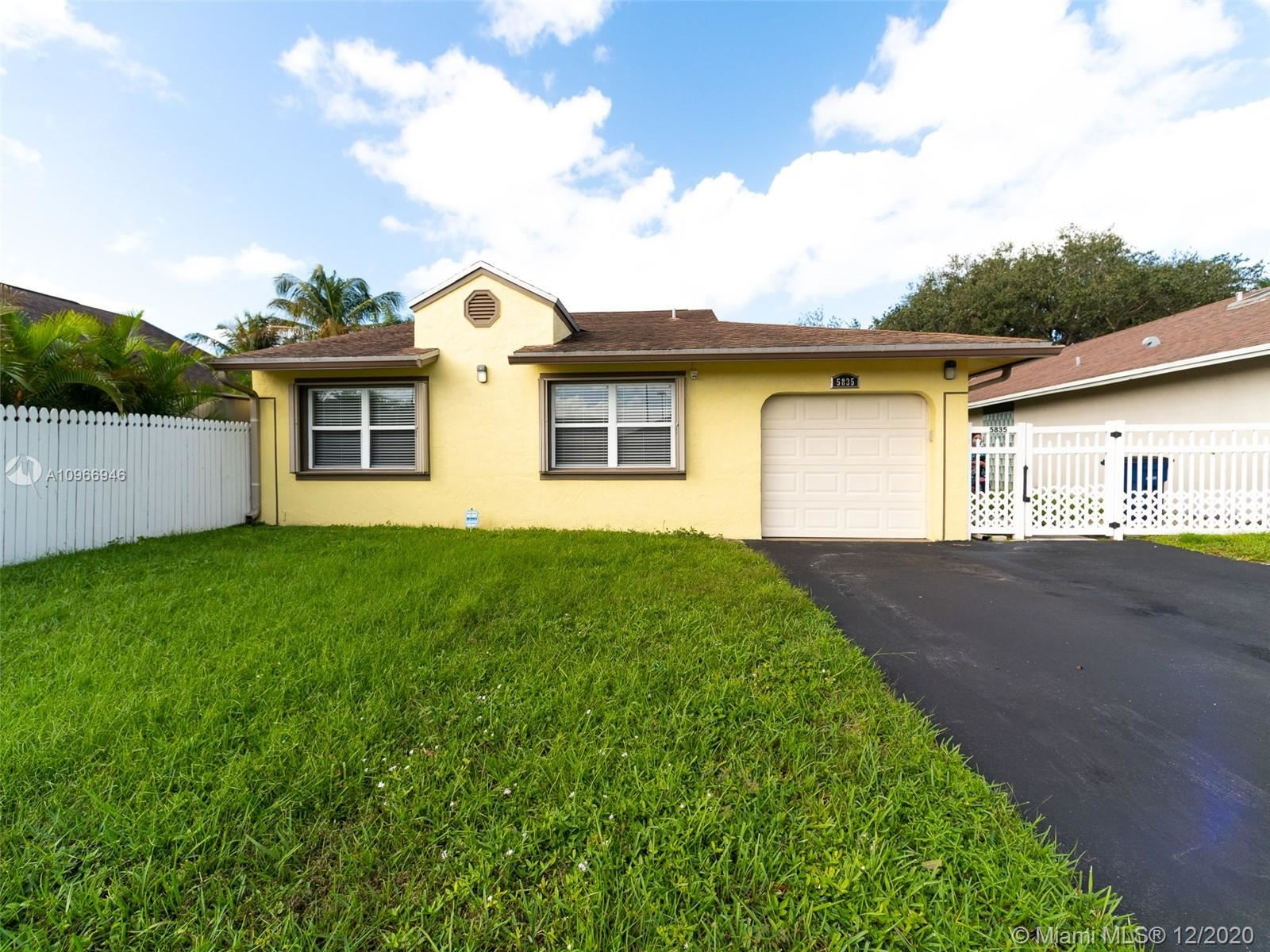 5835 SW 97th Ter, Cooper City, FL 33328 - #: A10966946