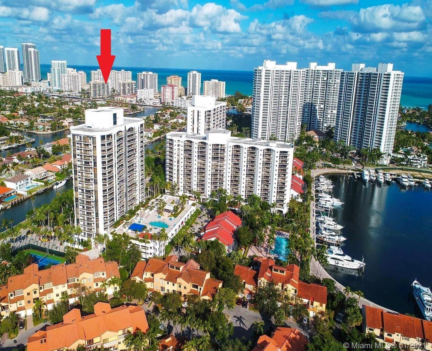 3600 Yacht Club Dr #1204, Aventura, FL 33180 - #: A10979946