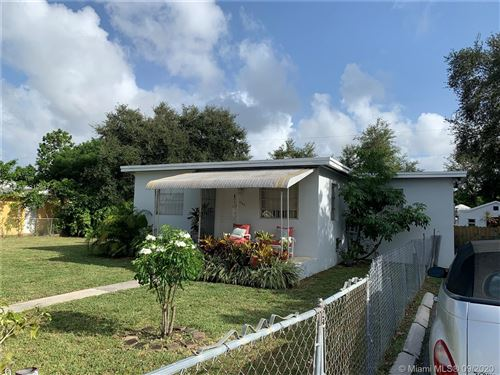 Photo of 3180 NW 134th St, Opa-Locka, FL 33054 (MLS # A10919947)