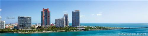 Photo of 6800 Fisher Island #6803 PH-3, Miami Beach, FL 33109 (MLS # A11020947)