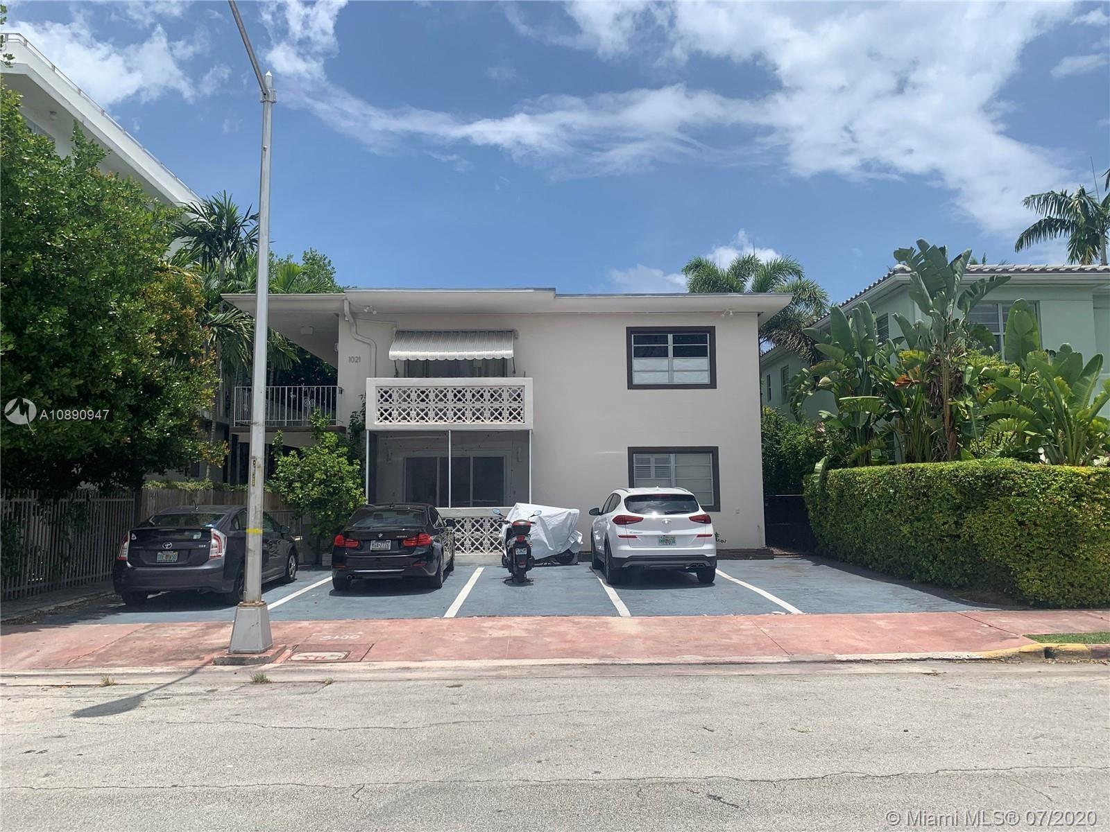 1021 Michigan Ave #10, Miami Beach, FL 33139 - #: A10890947