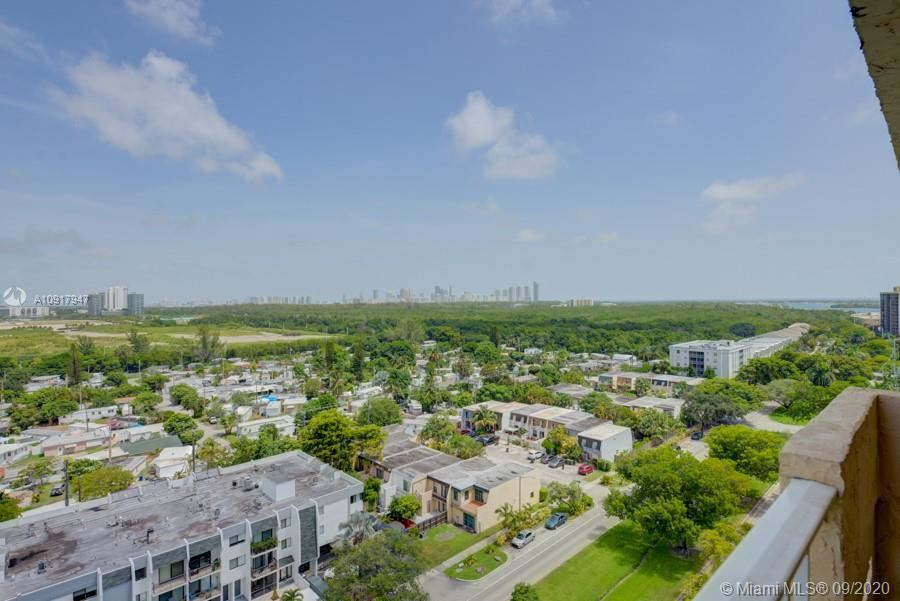 2350 NE 135th St #1502, North Miami, FL 33181 - #: A10917947
