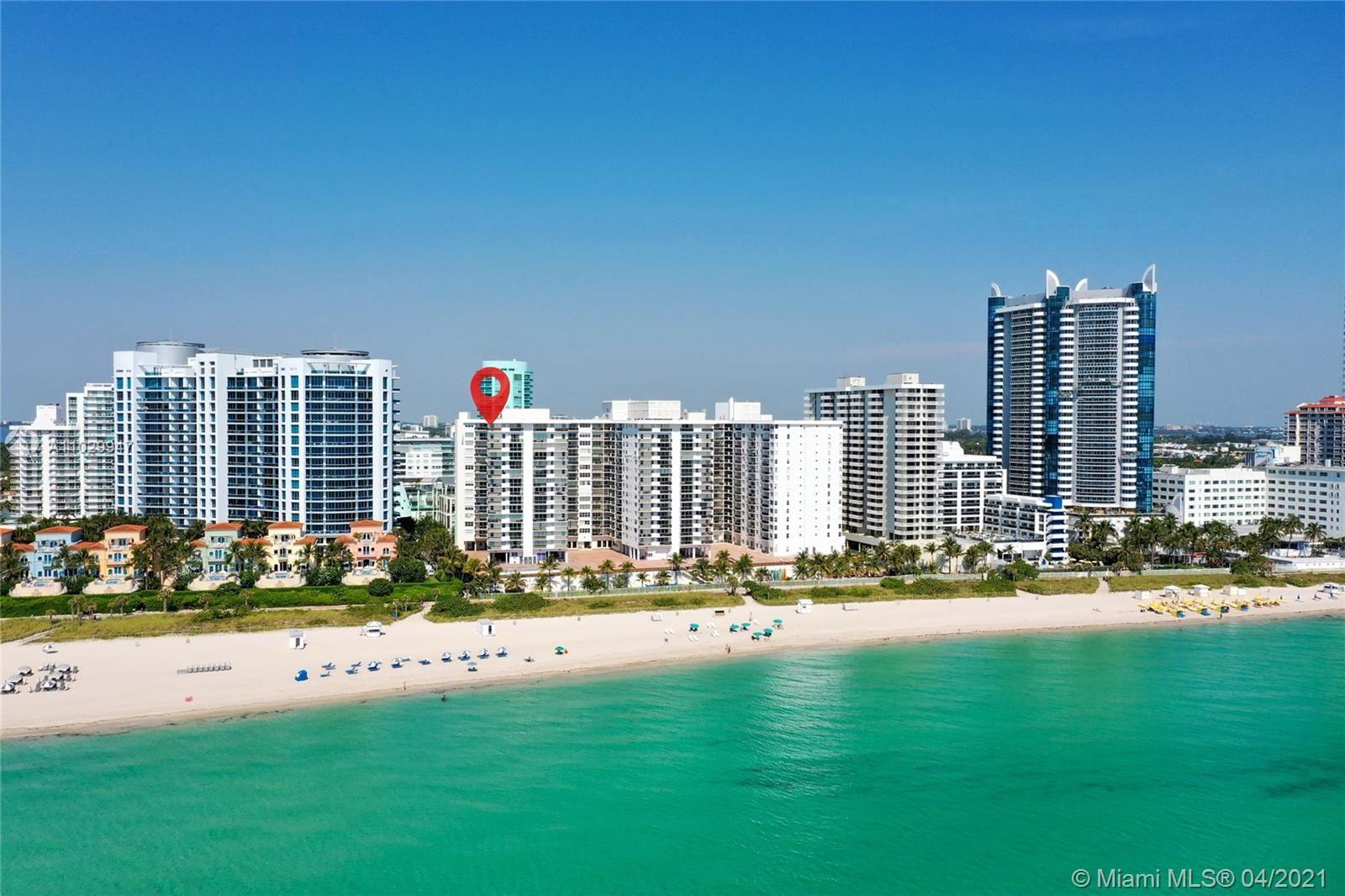 6039 Collins Ave #1722, Miami Beach, FL 33140 - #: A11029947