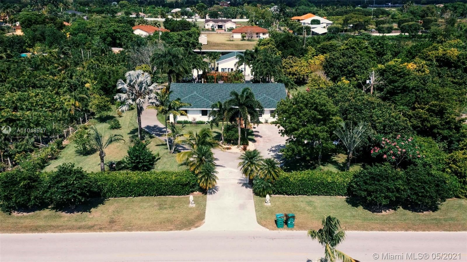 23795 SW 217th Ave, Homestead, FL 33031 - #: A11048947