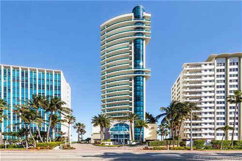 Photo of 5025 Collins Ave #1503, Miami Beach, FL 33140 (MLS # A10822948)