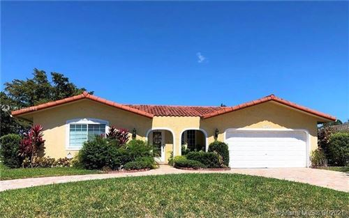 Photo of 9095 NW 24th Ct, Coral Springs, FL 33065 (MLS # A11025948)