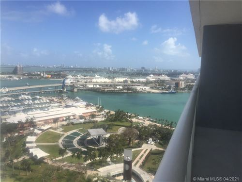 Photo of 50 BISCAYNE BLVD #3101, Miami, FL 33132 (MLS # A11028948)