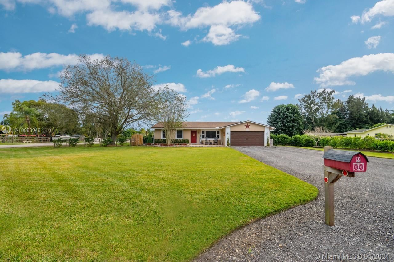 5400 SW 188th Ave, SouthWest Ranches, FL 33332 - #: A10983948
