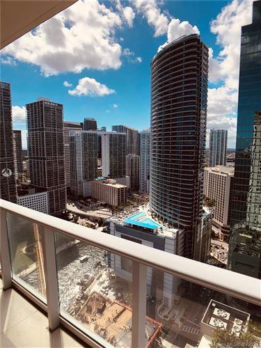 Photo of 300 S Biscayne Blvd #T-3101, Miami, FL 33131 (MLS # A10866949)