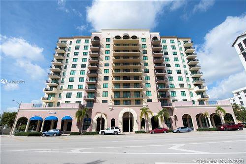 Photo of 1300 Ponce De Leon Blvd #604, Coral Gables, FL 33134 (MLS # A10963949)