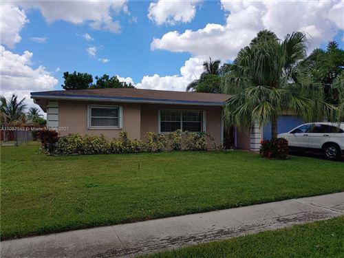 Photo of 7770 NW 45th Ct, Lauderhill, FL 33351 (MLS # A11087949)
